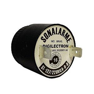 Buzzer Para Forno Bito Sonalarme Si-127/220vca Oscilador