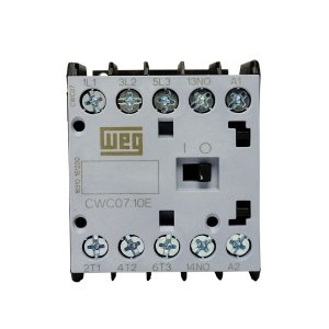 Mini Contator CWC07 7A 110V 3NA Weg