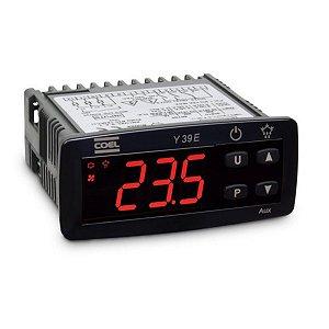 Controlador de Temperatura Coel Y39E Refrigeração 100-240Vca