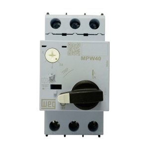 Disjuntor Motor MPW40 Ajuste 2,5-4A Weg
