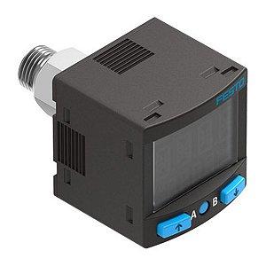 Sensor Pressao Festo SPAN-B2R-G18M-PN-PN-L1