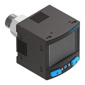 Sensor Pressao Festo SPAN-P10R-G18M-PN-PN-L1