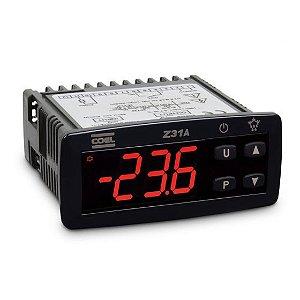 Controlador Digital de Temperatura Coel Z31A Freezer Chopeira
