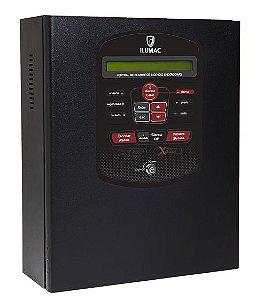 Central de Alarme de Incêndio Endereçável CAE500-XMAX Ilumac