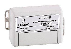 Módulo Endereçável de Entrada ME1-E Ilumac