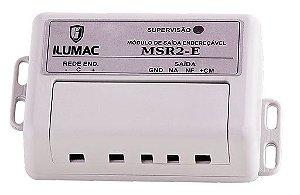 Módulo de Saída Endereçável MSR2-E Ilumac
