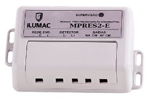 Módulo Endereçável para Pressurização MPRES2-E Ilumac