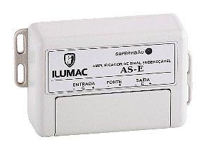 Amplificador de Sinal Endereçável AS-E Ilumac