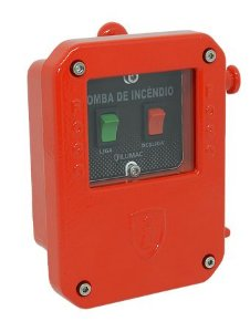 Acionador Manual Bomba de Incêndio à Prova de Tempo AMPW-B Ilumac