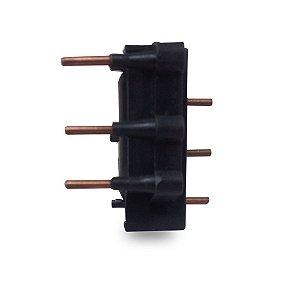 Conector ECCMP25 p/ Disjuntor Motor MPW25 Contator CWM25 Weg
