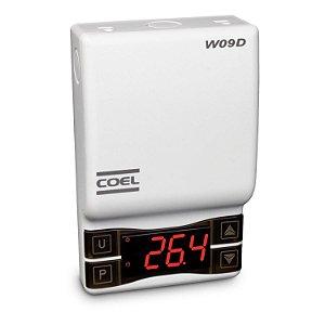 Controlador de Temperatura Digital Coel W09D 100 a 240Vca