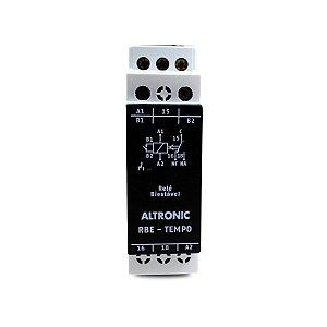 Rele Biestável Altronic RBE 24 a 240Vca/Vcc
