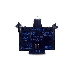 Blocos de Iluminação com LED Vermelho Integrado Weg CSW 220V