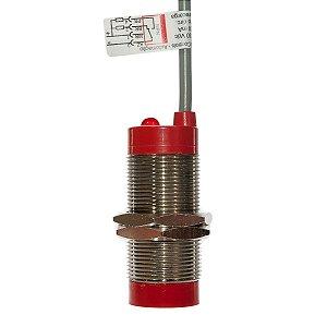 Sensor Capacitivo Weg SC10 10 à 30Vcc 1 NA+NF 4 fios