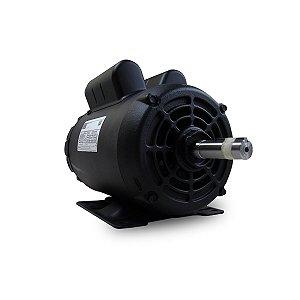 Motor Elétrico Weg Monofásico 3CV Baixa Rotação 4 Polos