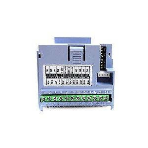 Módulo de Expansão de Entradas e Saídas Weg p/ CFW500