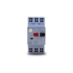 Disjuntor Motor Weg MPW12 ajuste 1 até 1,6A
