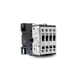 Contator Tripolar CWM9 9A 110V 1NA WEG