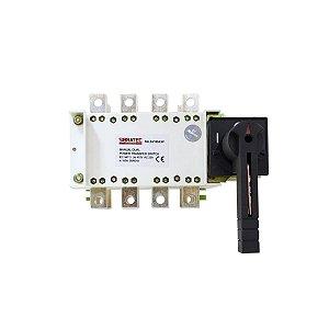 Chave de Transferência Rede / Gerador 160A SGLZ4