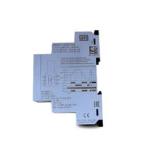Relé Monitoramento Subtensão e Sobretensão Weg RMW17 380V
