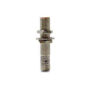 Sensor Indutivo 6-36Vcc PNP/NA+NF 4 Fios Faceado