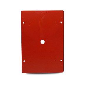 Placa de Montagem Plástica Laranja 310x245mm