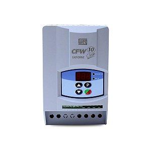 Inversor de Frequência Monofásico Weg CFW10 1cv 220V 4A