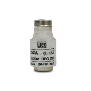 Fusível Retardado Tipo D Weg gL/gG 50A