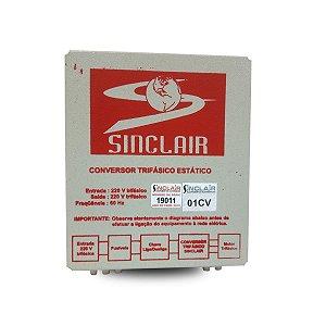 Conversor Estático Motor 1CV Sinclair