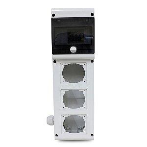 Caixa Modular Scame 155x460x145mm
