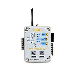 Controlador Digital Tholz New Mobile Pool 12Vcc para Piscina