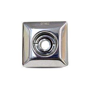 Dispositivo de Retorno Tholz Quadrado em Inox para Piscina