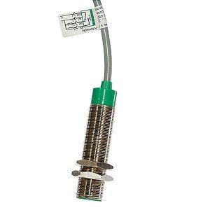 Sensor Indutivo Weg SL5 10 à 30Vcc 1NA + 1NF 4 Fios