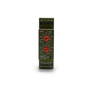 Rele Temporizador Ciclico Coel 220V 15min 2 Ajustes AD H