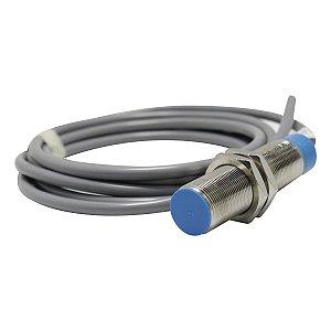 Sensor de Proximidade Indutivo Weg 1NAF 4 Fios 220V M18