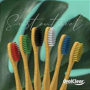 Escova dental de Bambu OralClear