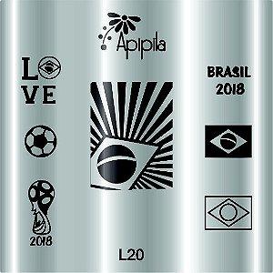 Apipila L20 - Copa 2018