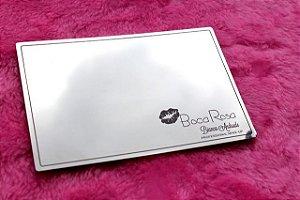 Placa Personalizada Make Up - Cliente Escolhe a Personalização