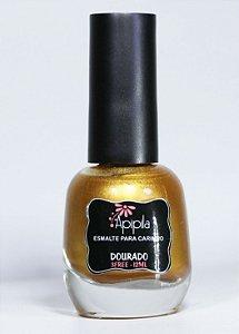 Esmalte Carimbo Apipila - Dourado