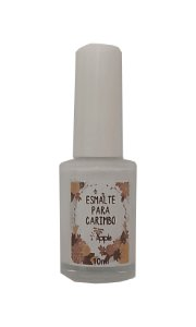 Esmalte Carimbo Apipila - Branco 10ml