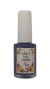 Esmalte Carimbo Apipila -Azul