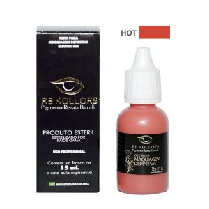 RB KOLLORS - Hot 8 ml