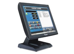 PDV Touch Screen 15 Polegadas - TPT-640