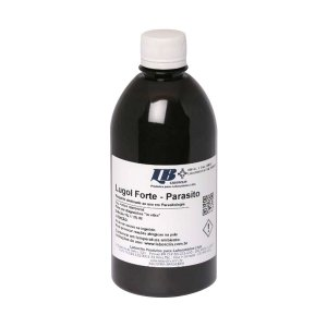 Lugol Forte - Parasito - 500ml - Laborclin