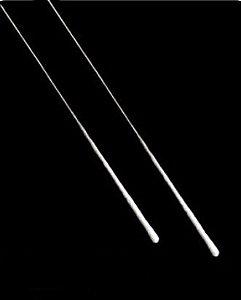 Swab Haste de Alumínio Estéril - C/100 - Cral