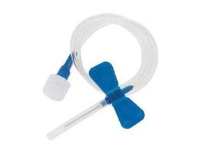 Escalpe para coleta de sangue com seringa - 23G - C/100