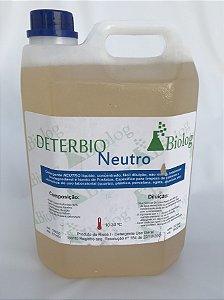 Detergente Para Laboratório - 5Lts - Biolog