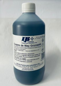 Corante de May Grunwald 500ml -  Laborclin