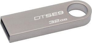 Pen Drive 32GB Data Traveler SE9H  - Kingston
