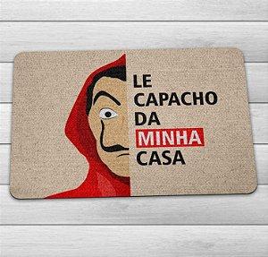 """Capacho Ecológico """"Le Capacho Da Minha Casa"""""""